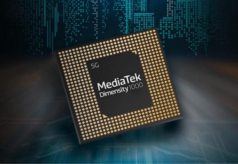 Mediatek создала самый мощный мобильный процессор