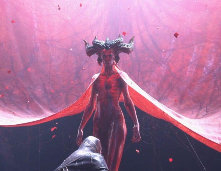 Короткометражный фильм-трейлер Diablo IV