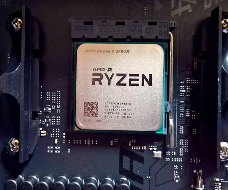 Статистика продаж от Amazon: в ТОП-10 вошли 8 процессоров AMD