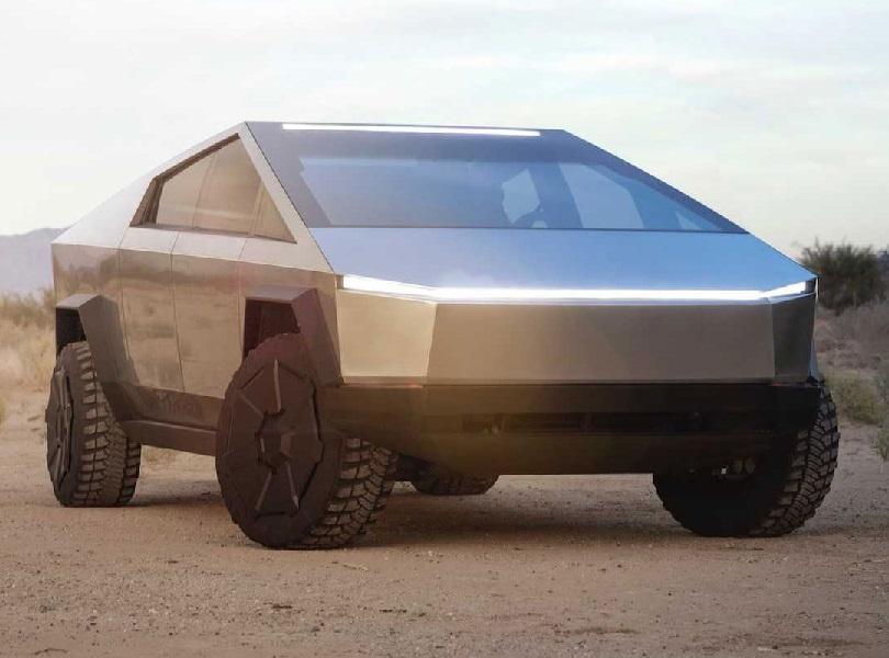 Стартовали продажи пикапа Tesla Cybertuck