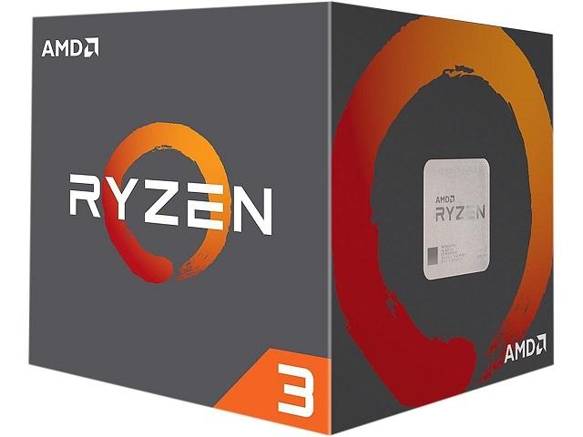 AMD выпустит процессоры Ryzen3 на ядре Zen2