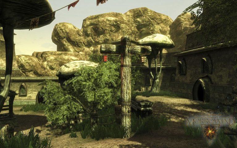 Трейлер с миром Morrowind от разработчиков Beyond Skyrim