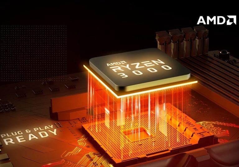 Динамика цен на процессоры Ryzen 3000