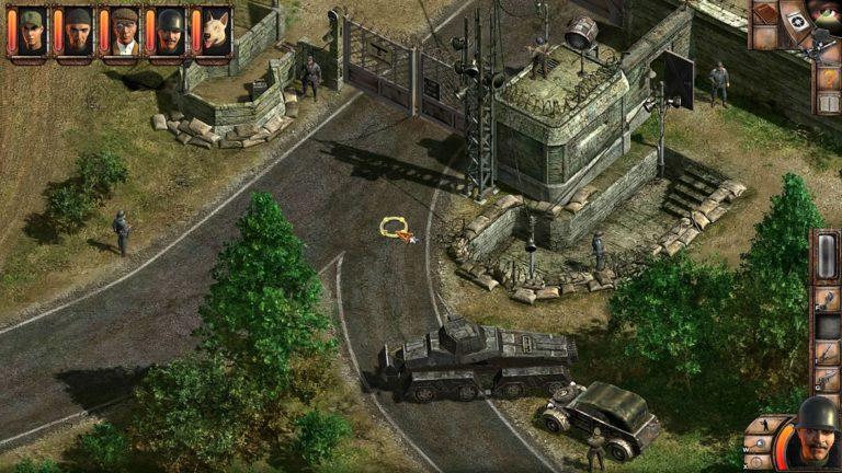 В ремастер Commandos 2 с немецкой техники убрали свастику