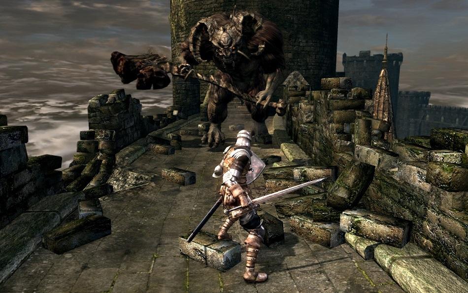 Спидраннер прошел Dark Souls без повреждений