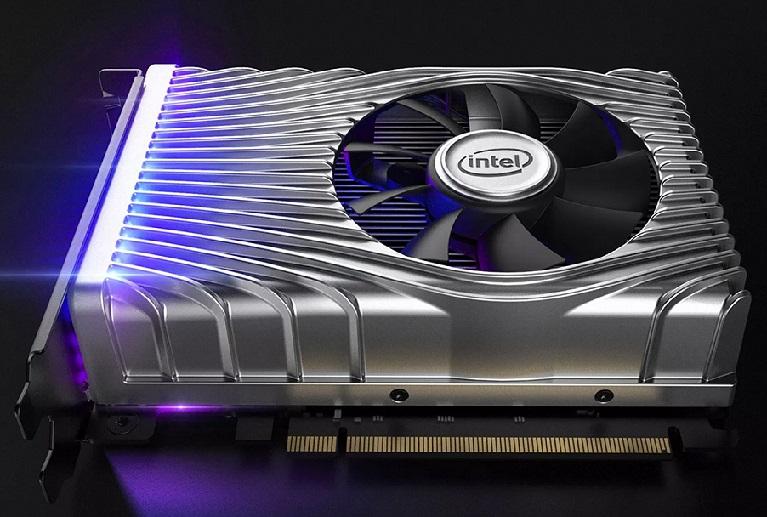 Intel показала прототип видеокарты DG1