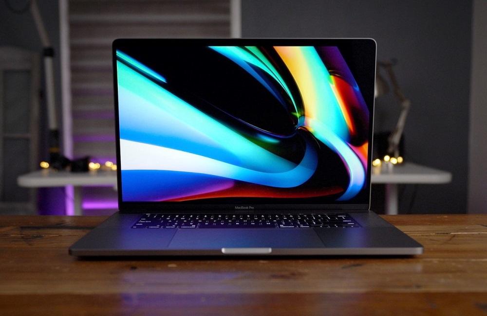 Apple выпустила мощнейший MacBook Pro 16