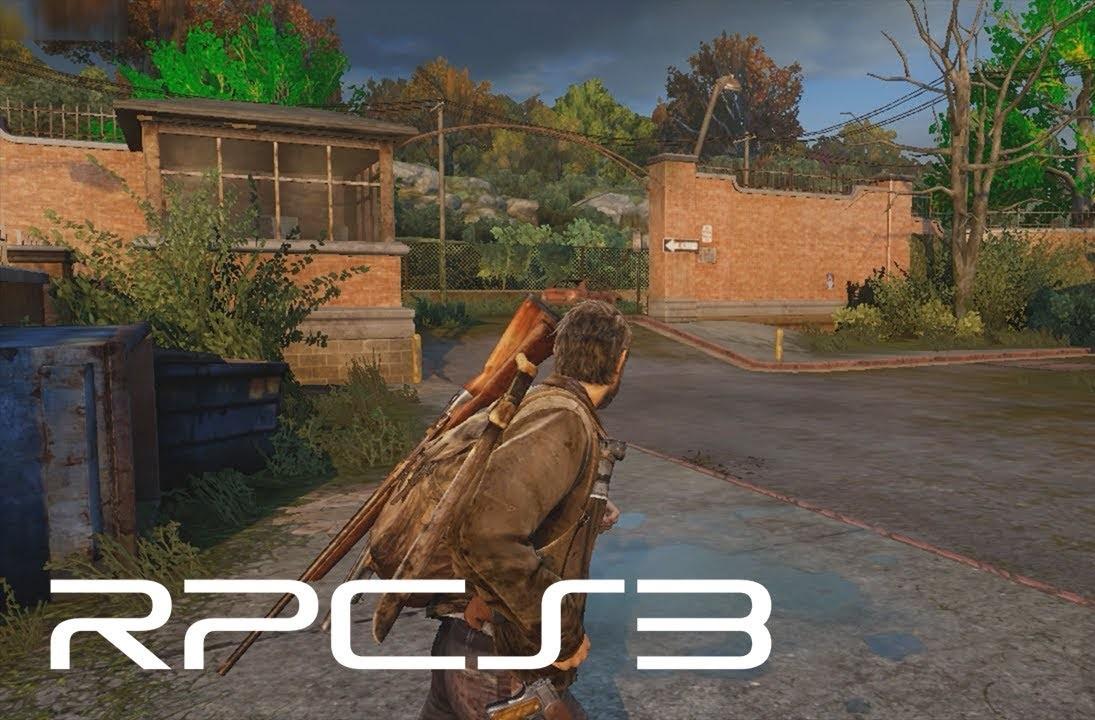 Создатели эмулятора PS3 выпустили новый ролик с геймплеем God of War 3, The Last of Us и Yakuza Ishin
