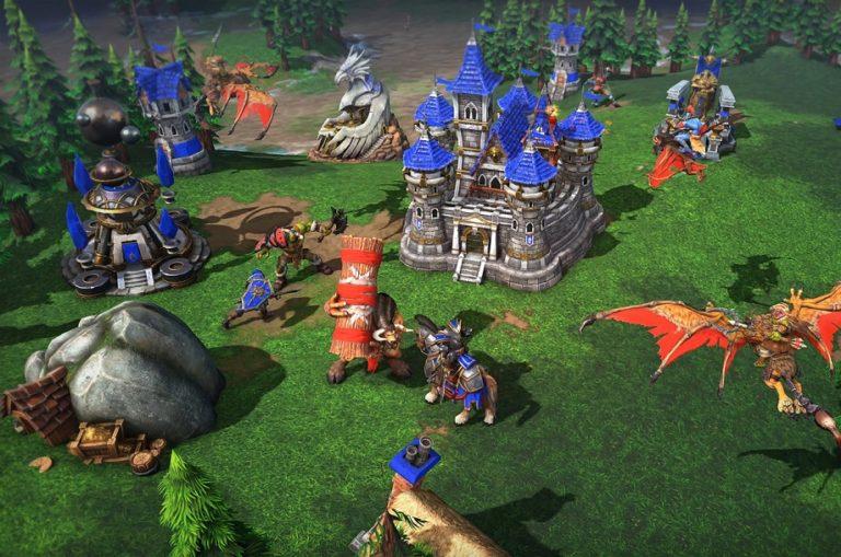 Объявлены системные требования WarCraft III: Reforged