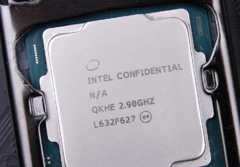 Технические характеристики Intel Core 10го поколения