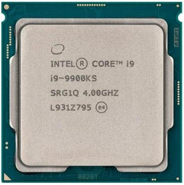Intel Core i9-9900ks практически исчез из магазинов