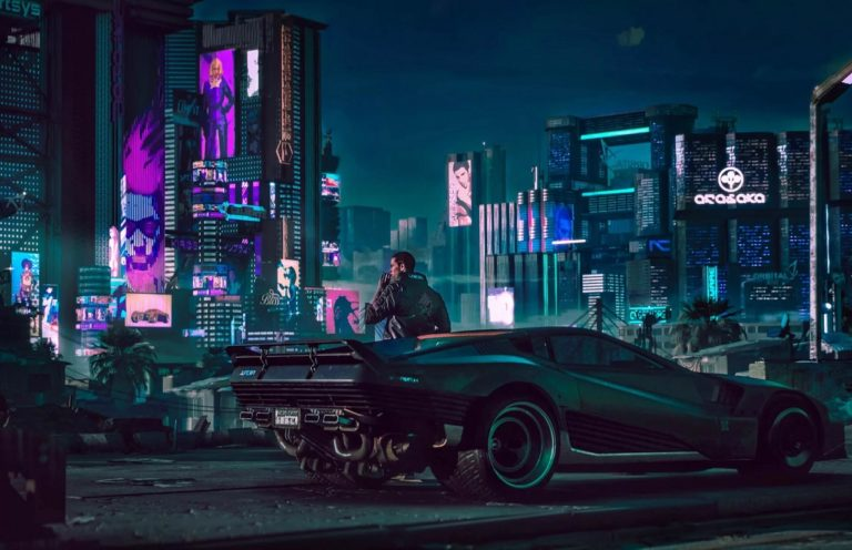 Выход Cyberpunk 2077 перенесён на 17 сентября
