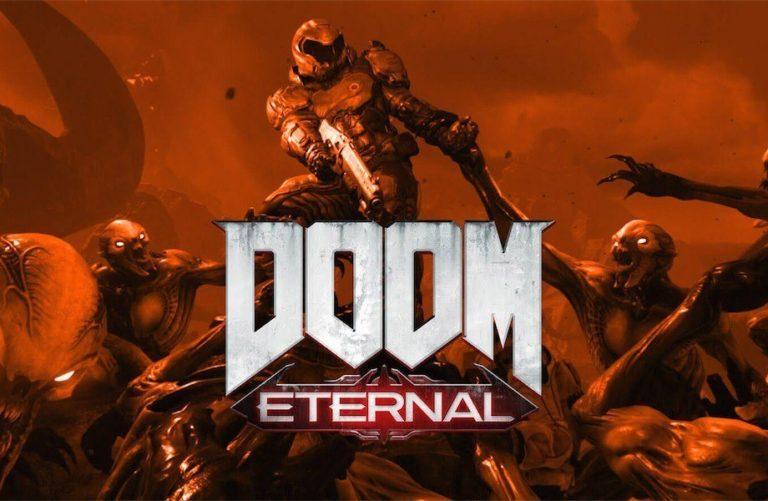 3 минуты игрового видео Doom Eternal