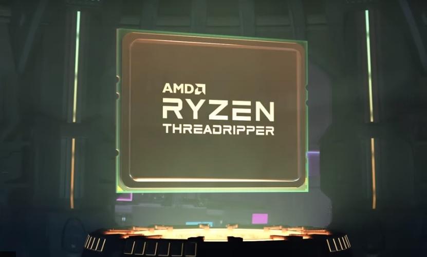 AMD представила самый мощный HEDT процессор в мире — Ryzen Threadripper 3990X