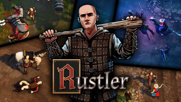 Геймплей видео Rustler – GTA средневековья