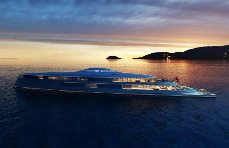 Билл Гейтс купил первую в мире яхту, работающую на водородном топливе