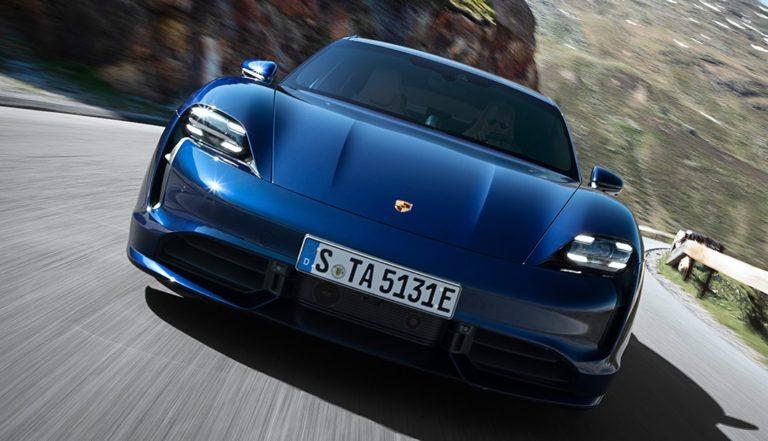 Билл Гейтс купил электрокар Porsche