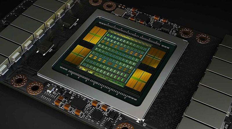 Nvidia представит новые GPU Ampere в рамках выставки Computex2020