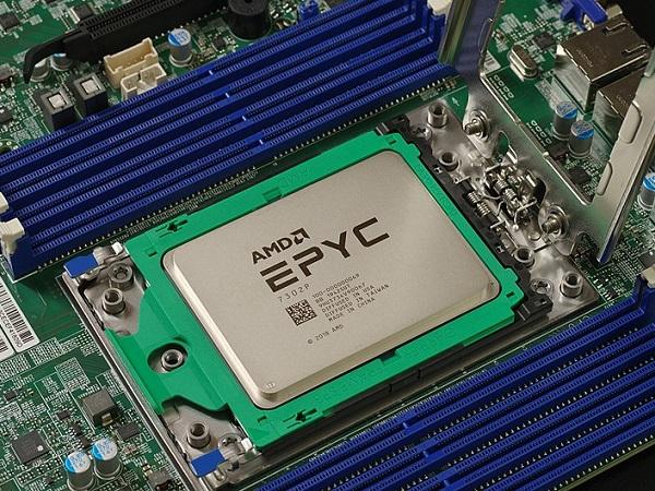 Списки-таблицы серверных процессоров AMD