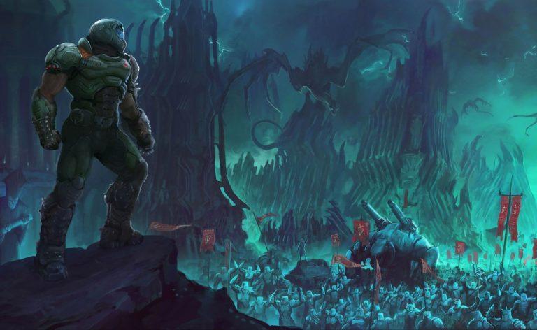 К выходу Doom Eternal, AMD и Nvidia выпустили комплекты драйверов