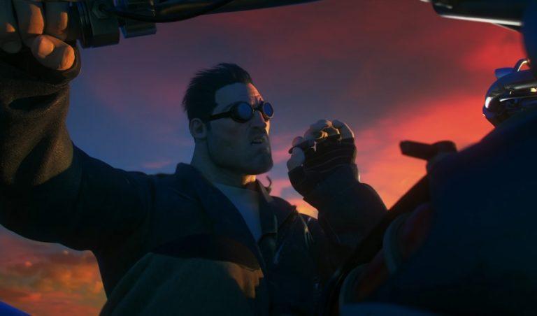 Команда Лондонской анимационной студии Red Knuckles перерисовала в современном стиле один из видеороликов Full Throttle