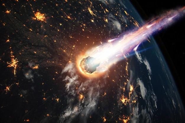 Над Загребом взорвался крупный метеорит