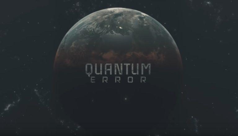 Quantum Error — эксклюзивный хоррор-экшн дл PS4&5