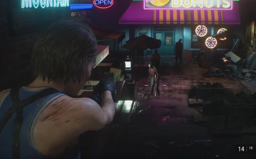 Capcom  выпустила демо версию Resident Evil 3 Remake