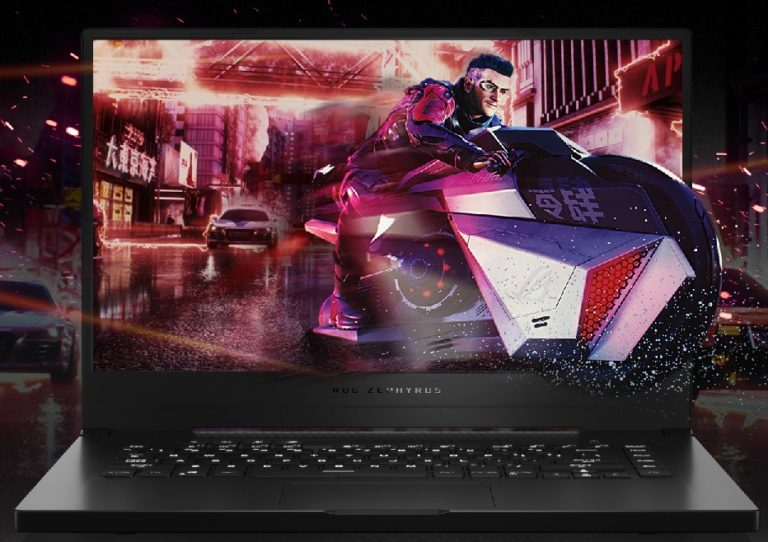 Ноутбуки с процессорами Ryzen4000 поступят в продажу в марте