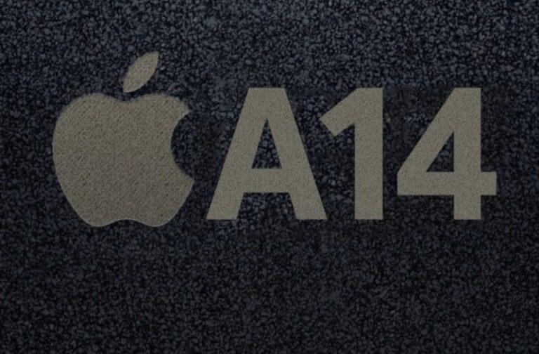 Новый высокопроизводительный ARM процессор от Apple – A14
