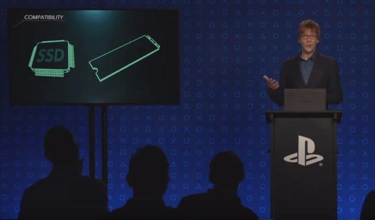 Sony рассекретила характеристики PlayStation 5