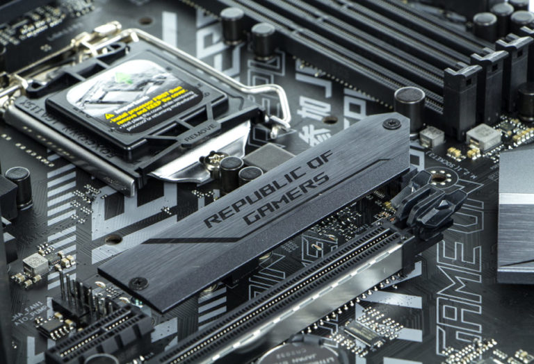 Чипсет Z490 всё-таки получит поддержку шины PCI-Express 4.0 и процессоров Core 11 поколения