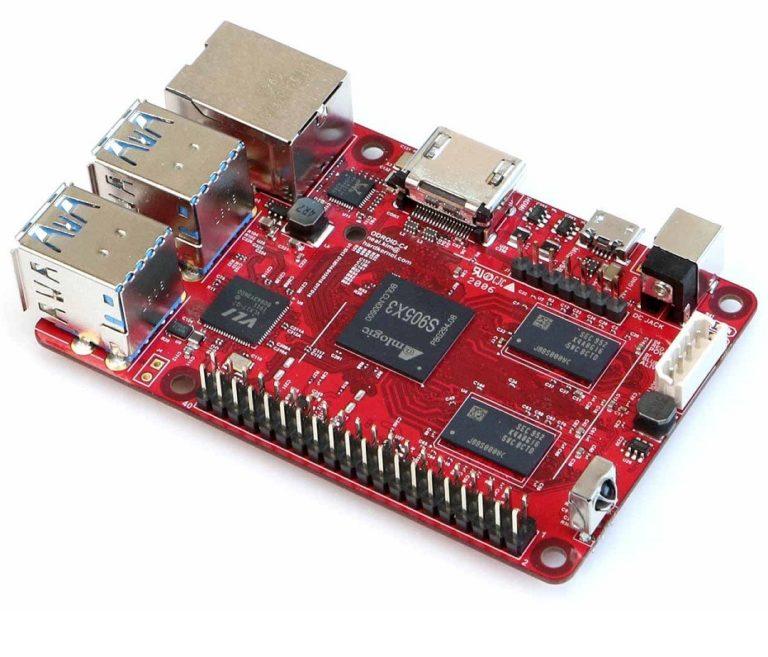Odroid-C4 – достойный соперник Raspberry Pi 4?