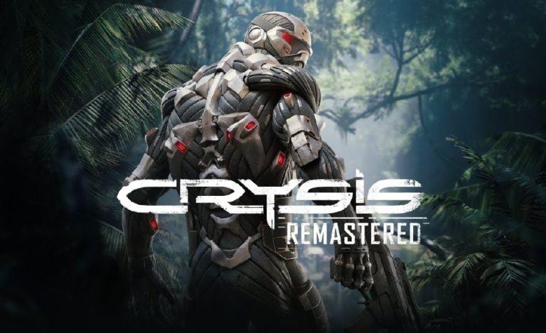 Crytec анонсировала скорый выход Crysis Remastered