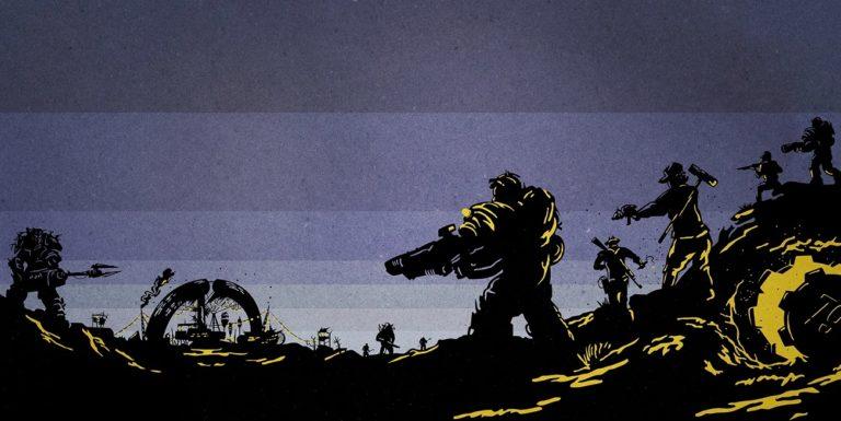 Трейлер Fallout76: Wastelanders – обновление в котором появятся NPC и много всего интересного