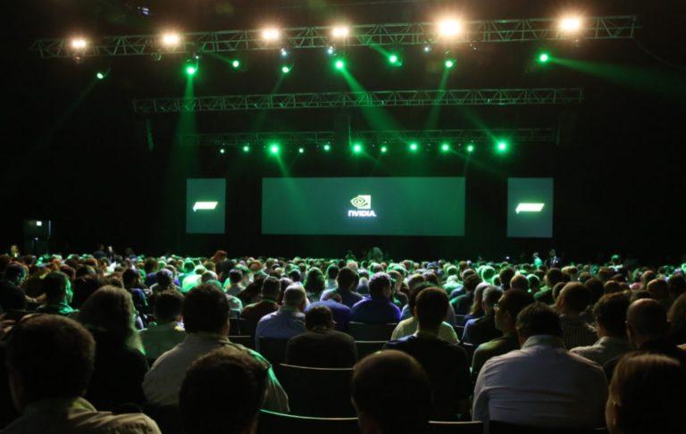 14 мая Nvidia представит новую архитектуру Ampere