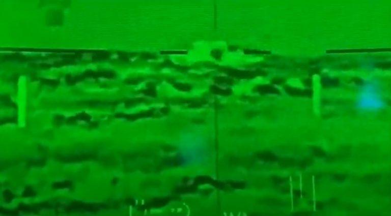 Птица спасла самоходную артиллерийскую установку от ракеты