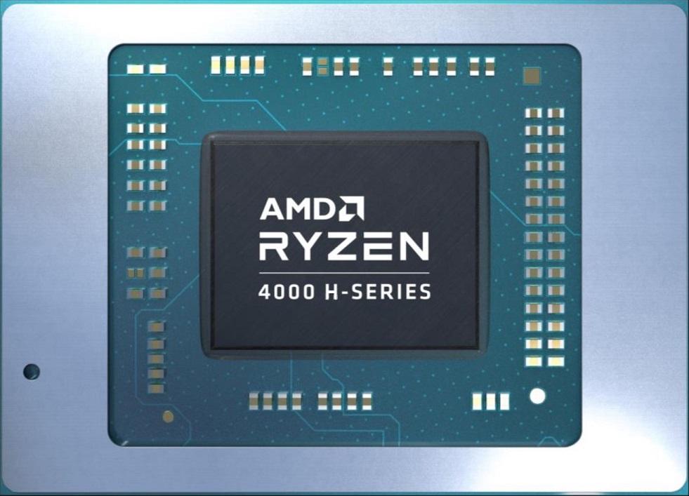 Первые тесты мобильного Ryzen 9 4900HS