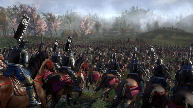 В Steam началась бесплатная раздача стратегии Total War: SHOGUN 2