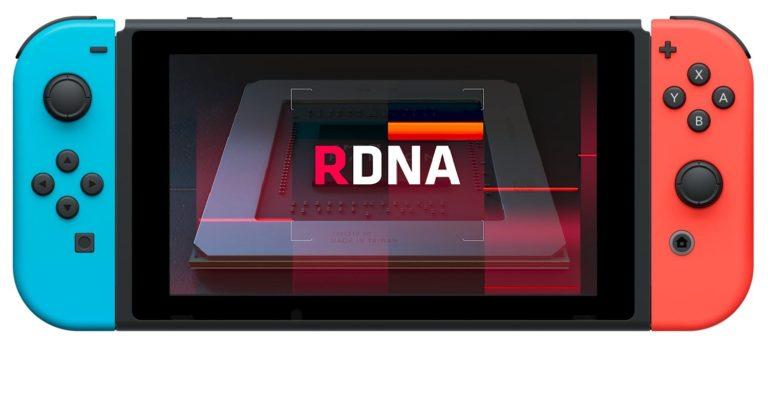 Процессор Samsung Exynos с графикой AMD RDNA станет основой будущих портативных консолей Switch