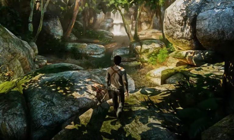 Блоггер добавил в первый Uncharted запущенный через эмулятор трассировку лучей