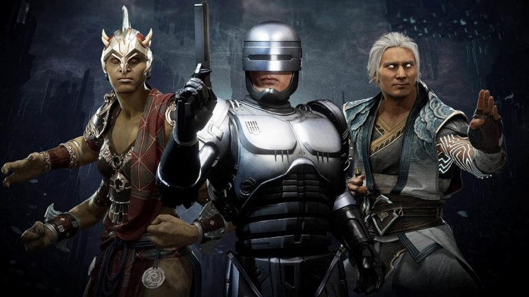 Робокоп против Терминатора и 4х рукая Шива. Завтра, 26 мая выходит Mortal Kombat 11: Aftermath