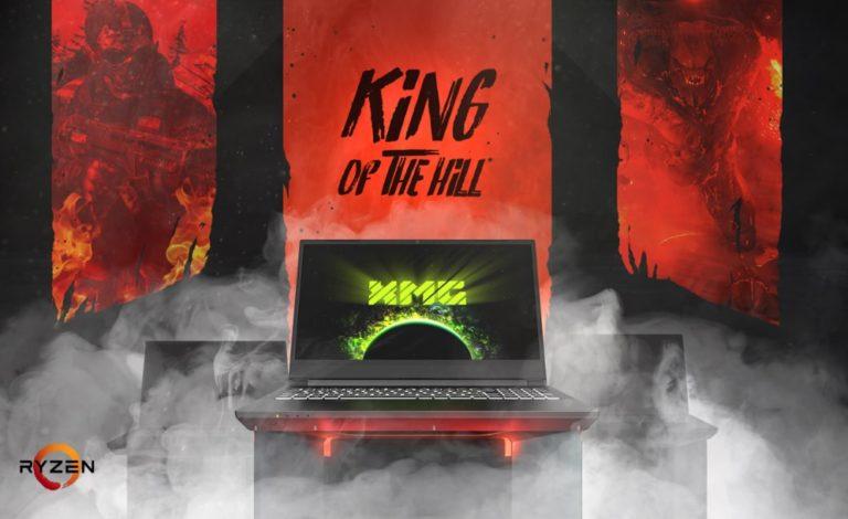 Скоро поступит в продажу ноутбук XMG Apex 15 с десктопным процессором AMD Ryzen 9 3950X