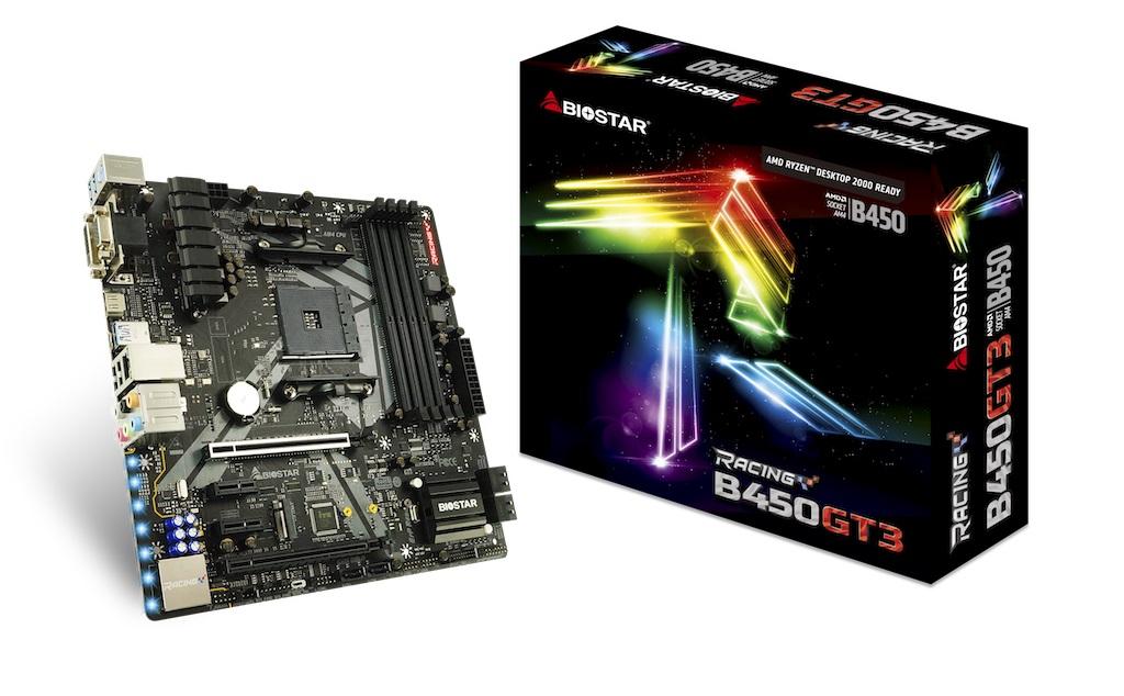 Производители представили материнские платы на чипсете AMD B550