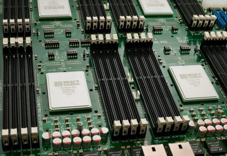 Представлены новые серверы и материнские платы с процессорами «Эльбрус»