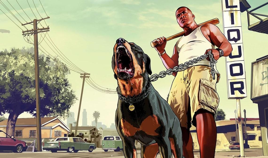 С завтрашнего дня начнётся бесплатная раздача GTA V в онлайн-магазине Epic Games Store