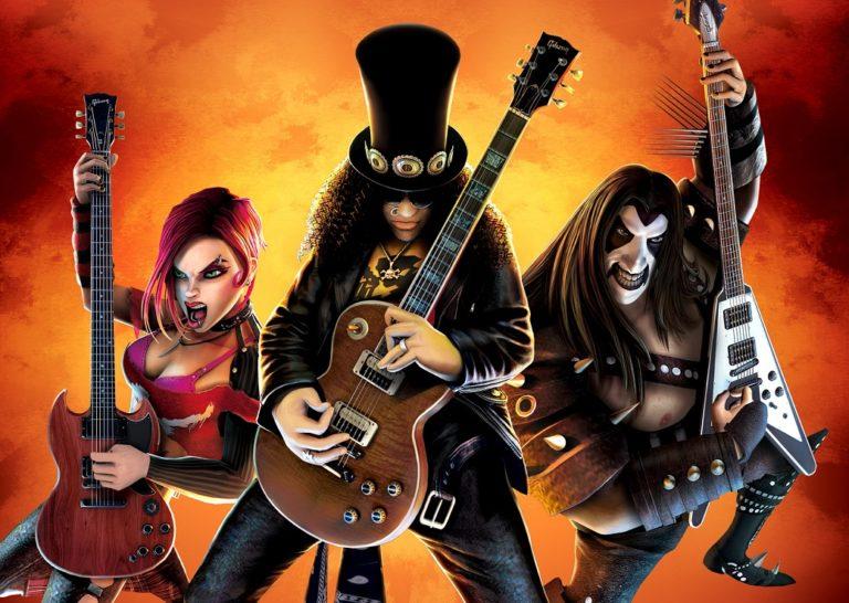 Стриммер прошёл в Guitar Hero 3 самую сложную композицию на максимальной скорости