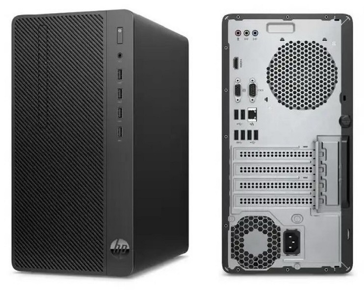 HP представила системные блоки на китайских процессорах Zhaoxin KaiXian KX-6780A