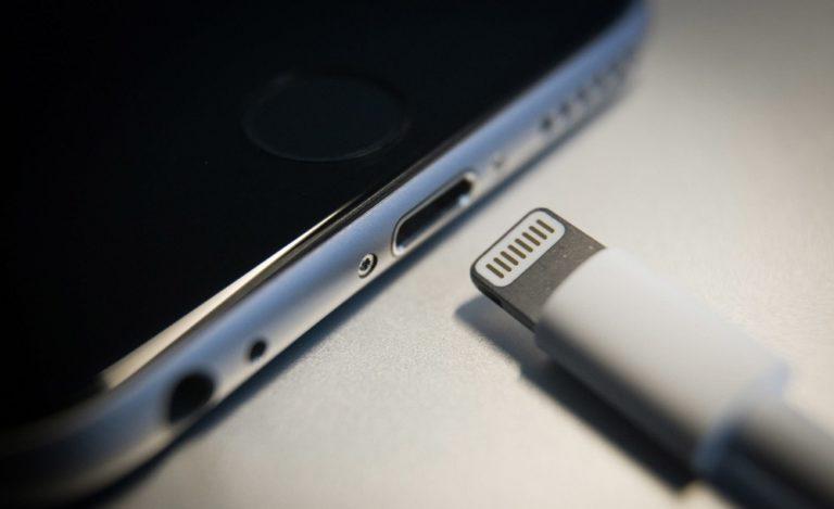Apple готовит Iphone без разъёмов