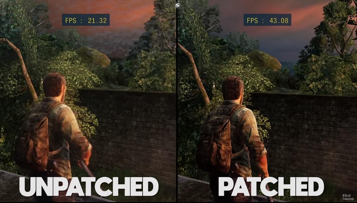 На эмуляторе PS3 — RPCS3 добились играбельных fps в The Last of Us